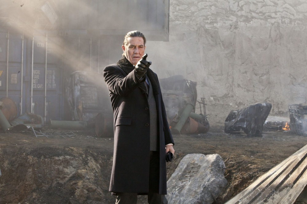 Ghost Rider: Spirit of Vengeance, Ciarán Hinds