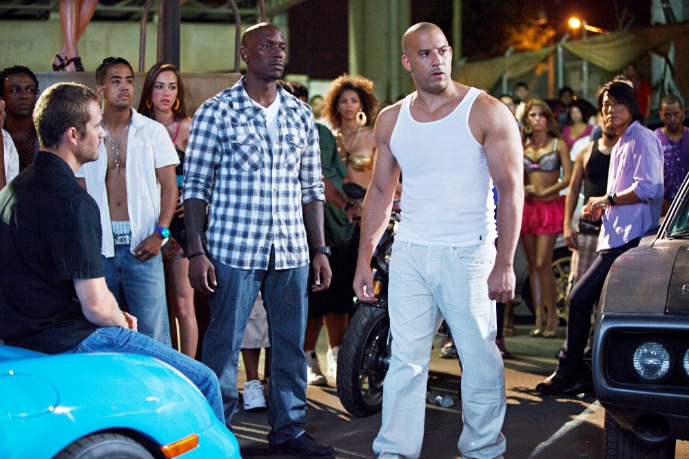 fast five photos. Fast Five Wiki: MBT 70 part 2