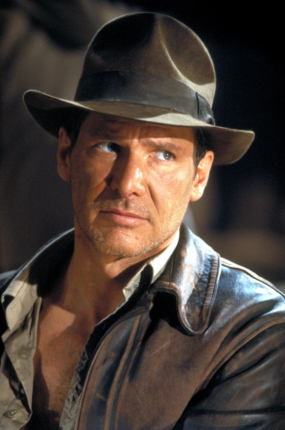 harrison ford en indiana jones and the last crusade