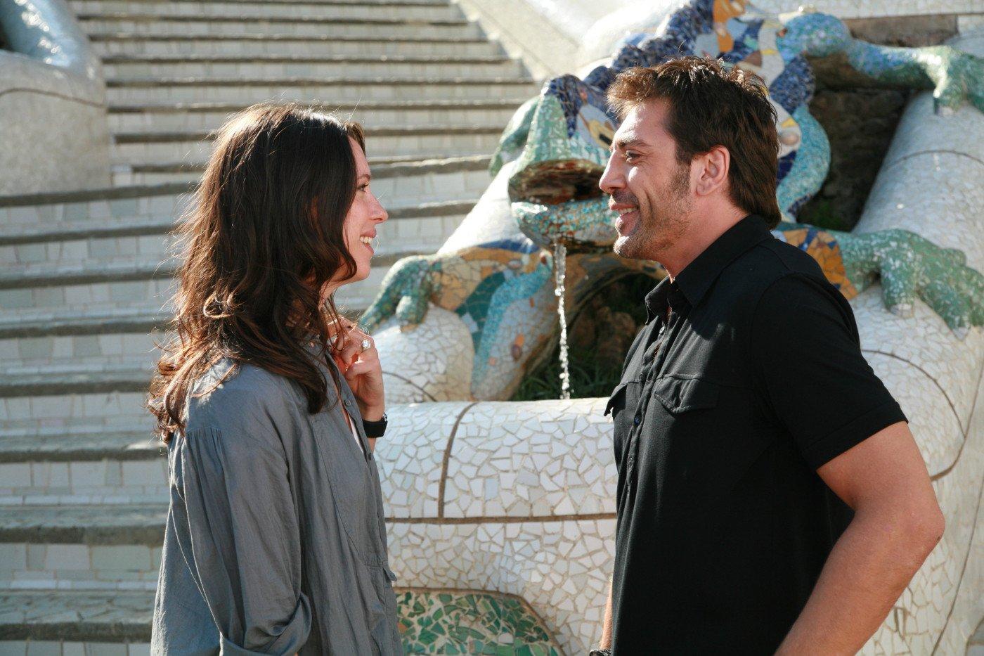 Rebecca Hall y Javier Bardem en Vicky Cristina Barcelona | MovieHaku